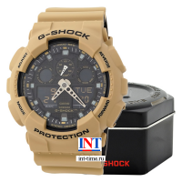 Часы CASIO G-shock GA-100L-8A