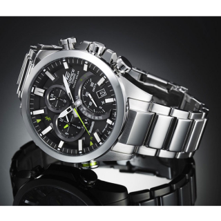 Часы CASIO Edifice EQB-500D-1A bluetooth