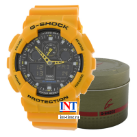 Часы CASIO G-shock GA-100A-9A