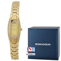 Часы ROMANSON RM 1123R LG(GD) женские