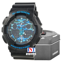 Часы CASIO G-shock GA-100CB-1A