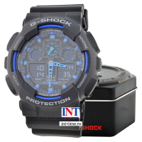 Часы CASIO G-shock GA-100-1A2